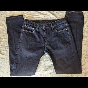 Levi's 511 men's slim fit blue jean